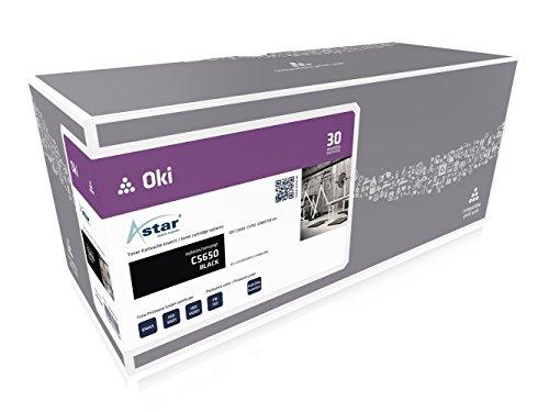 Preisvergleich Produktbild Astar AS11708 Toner kompatibel zu OKI C5650 43865708, 8000 Seiten, schwarz