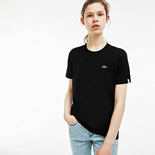 Lacoste L!VE Basic T-Shirt negro