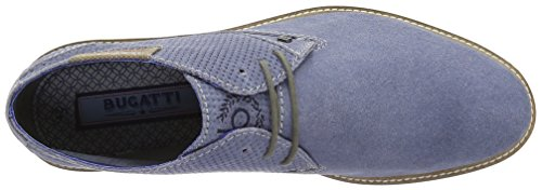 bugatti Herren F7538pr3 Kurzschaft Stiefel Blau (blau 400)