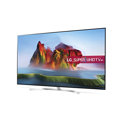 LG 65SJ850V 65 inch Super UHD Premium 4K HDR Smart LED TV (2017 Model)