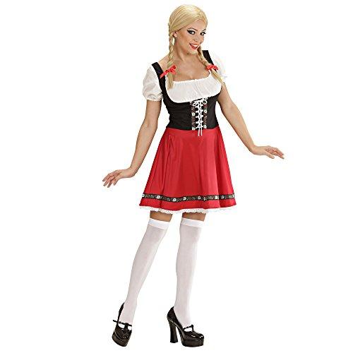 Costume heidi donna taglia s_56771