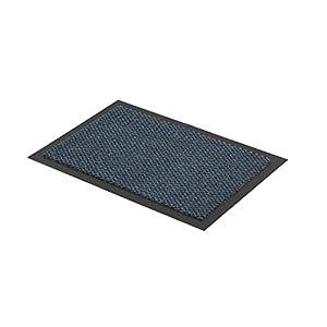 Fußmatte Nela für den Innenbereich – Türvorleger schnelltrocknend – rutschfester Sauberlauf – schlichter Fußabstreifer…