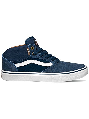 Vans chaussures M Gilbert Crockett P Xtuff Dress Blues