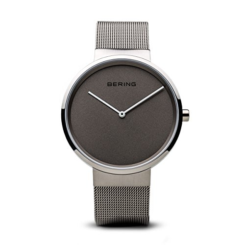 BERING Unisex-Armbanduhr Analog ...