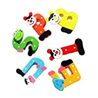 26pcs Alphabet A-Z Magnets DIY Toys, Fat.chot Wooden Cartoon Educational Toys Colourful Letters Fridge Toys Develop Intelligence&Literacy Skills Special Gift for Kids Toddlers
