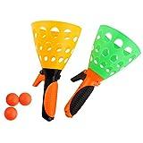 Sharplace Kunststoff Fangballspiel Fangspiel Fangball Spiel für Hinterhof