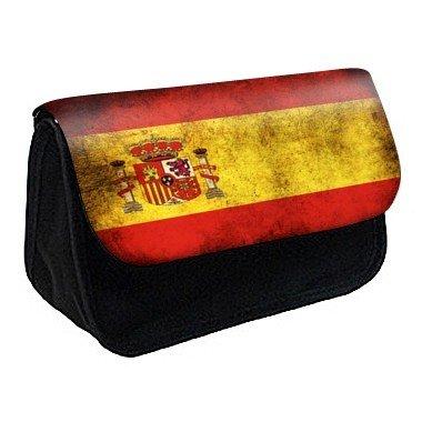 Youdesign - Trousse à Crayons/ Maquillage drapeau Espagne ref 331 - Ref: 331
