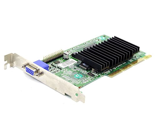 Nvidia PWA-G4000Pro Riva TNT2 16MB AGP VGA Video Graphics Card HP 179250 182757 (Generalüberholt) -