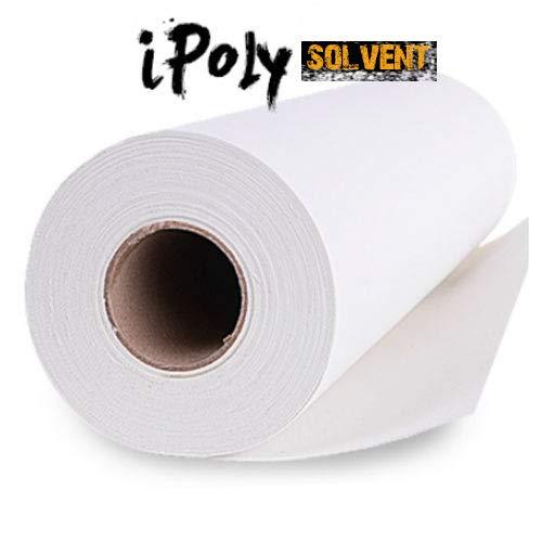 Solvent Polyester-Leinenrolle, 30 m, 280 g/m² -
