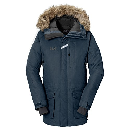 Jack Wolfskin ARCTIC BAY PARKA MEN night blue
