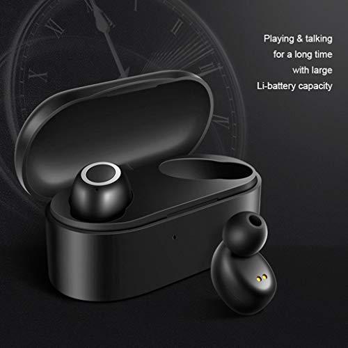 ALIKEEY Kabellose Kopfhörer Mini Twins Echte Sport Ohrhörer mit Bluetooth In Ear Stereon Ohrhörer für iPhone, iPad, Samsung, Huawei, xiaomi und mehr - 7
