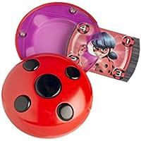 Bandai 39790 - Téléphone magique - Ladybug - Rouge