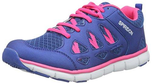 Bruetting Spiridon Fit, Baskets Basses Pour Femmes Violet (lila / Pink)