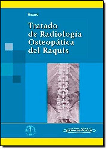 Tratado de Radiología Osteopática del Raquis por François Ricard