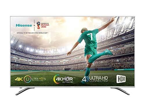Hisense H65A6500 - TV Hisense 65' 4K Ultra HD, HDR, Precision Color, Super...