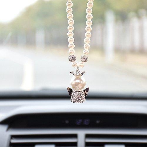 to Parfüm Auto Zubehör Auto Rückspiegel für Automarke Aufhängen Anhänger Ornaments, a (Kinder-bibel-crafts)