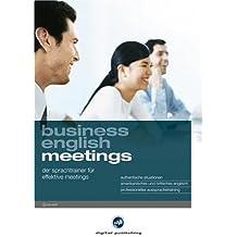 Business English Meetings