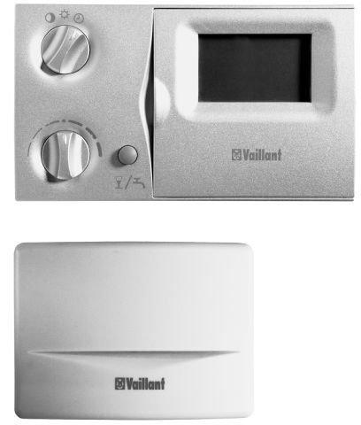 Vaillant 300645 Heizungsregler VRC 410s bidirektionaler witterungsgeführter