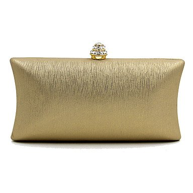 pwne L. In West Woman Fashion Luxus High-Grade Abend Tasche Gold