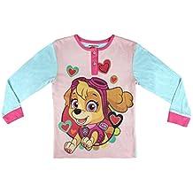 22-2278 Pijama de invierno para niñas motivo Paw Patrol Skye talla de 3 a