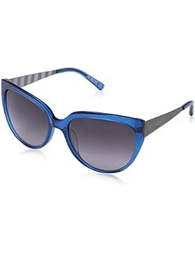 Love Moschino Damen ML526S Cateye Sonnenbrille, Gr. One Size