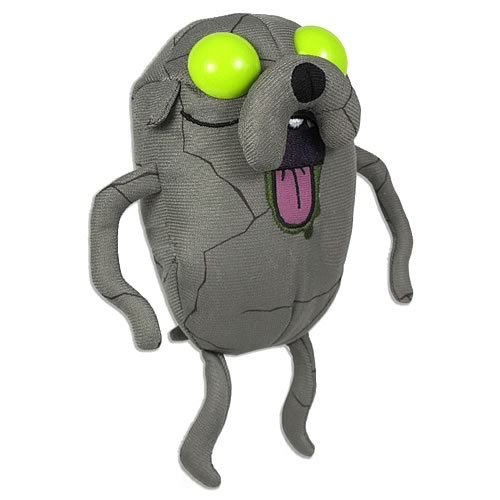 Rocking Robot Adventure Time - Zombi de peluche (17,78 cm)