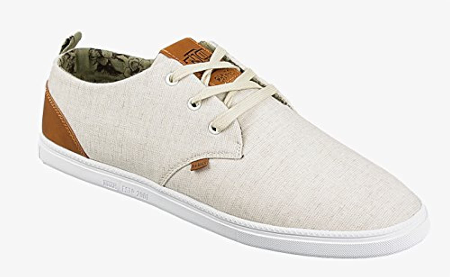 Djinns Schuhe LOW LAU CRASHED CANVAS sand