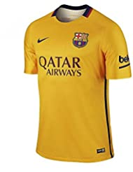 2ª Equipación Fc Barcelona 2015-2016 - Camiseta equipación oficial Nike