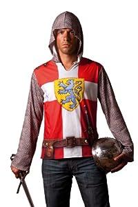 Hilka Cesar B808-006 - Camiseta efecto disfraz de caballero medieval, talla 62
