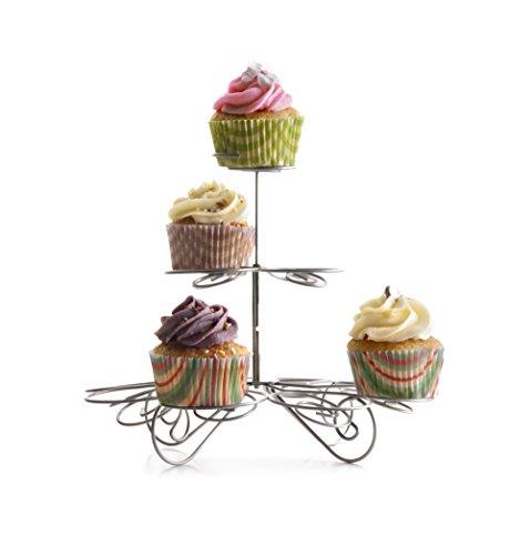 Ibili 792800 - Soportes para cupcakes, 13 piezas