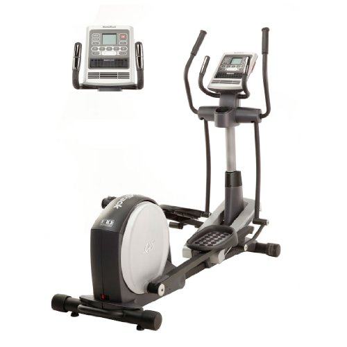 Nordictrack Fahrrad Crosstrainer und 10Rear Drive ntevel89909