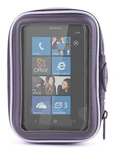 Housse, étui résistant à l'eau + montant vélo pour téléphones portables Nokia Lumia 720, 521,105 et 301