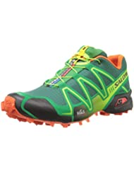 Salomon Speedcross 3 - Zapatillas de correr de tela para hombre
