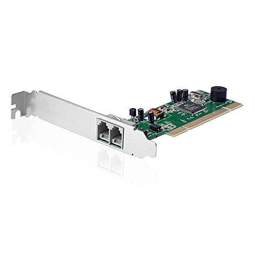 SIENOC 56K V.92 V92 V90 DFÜ-Datenfax Modem Interne PCI-Karte