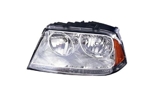 Lincoln Navigator Replacement Headlight Assembly (non-HID Type) - 1-Pair by (Lincoln Navigator Fari)