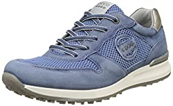 Ecco Herren Men's Golf Speed HYBRID Golfschuhe, Blau (50418TRUE Navy/Cobalt), 44 EU