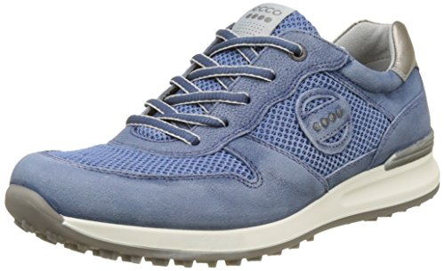 ECCO Herren Men's Golf Speed HYBRID Golfschuhe, Blau (50418TRUE Navy/Cobalt), 46 EU