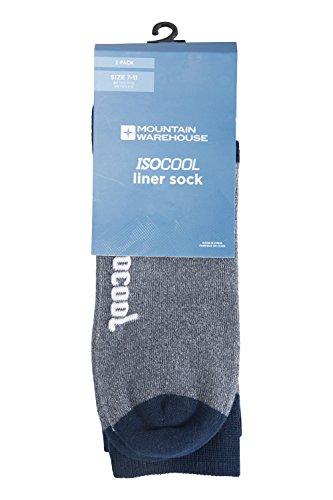mountain-warehouse-isocool-mens-liner-socks-2-pack-bleu-marine-41-45