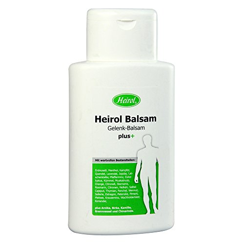 Gelenk Balsam (HEIROL Balsam Gelenkbalsam plus+ 500 ml Balsam)