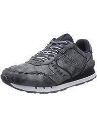 322408016900, Sneakers Basses Homme, Bleu (Dark Blue), 44 EUBugatti