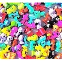 New GoGos Crazy Bones Go-Go's 10 Assorted Styles [Toy]