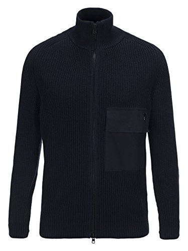 Peak Performance Curtis Zip Salute Blue - L