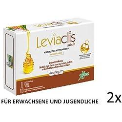 Verstopfung behandeln mit Leviaclis adults Sparset(2x6Mikroklistier) befreit den Darm indem es die Rektumschleimhaut schützt auch in der Schwangerschaft, Stilzeit und für Säuglinge gedacht für Erwachsene und Jugentliche ab 12Jahren