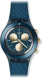 Watch Swatch Irony Chrono SVCN4006 ARDOISE