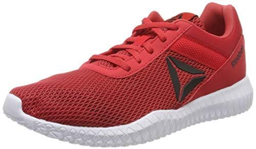 Reebok Flexagon Energy TR, Scarpe da Ginnastica Uomo, Rosso Rebel Red/White/Black, 42 EU