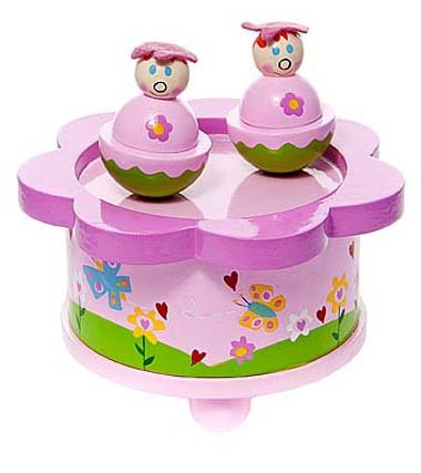 NO.1 WATCH WINDER BEST BUY REVIEW PINK BALLERINA CHILDREN'S MUSIC BOX WITH SPOONFUL OF SUGAR FROM MARY POPPINS GIFT FOR GIRLS REVIEW