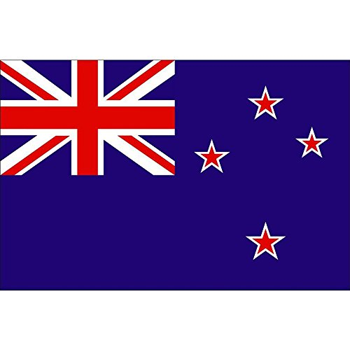 Naicasy 150 x 90 cm Drapeau de la Nouvelle-Zélande Lot DE 1