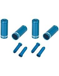 Jagwire Universal Pro Kit embouts de gaine Bleu