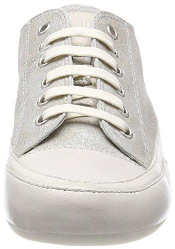 Candice Cooper Damen Passion Sneaker Silber (Argento)