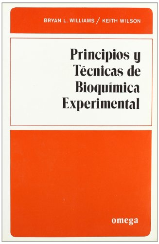 PRINCIP.TECNICAS BIOQUIMICA EXPERIMENTAL